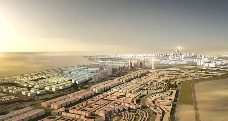 العاصمة الادارية الجديدة - New Capital City