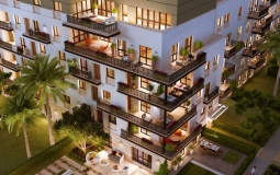 Eastown Residences New Cairo Egypt