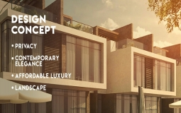 Twin house Super Lux For Sale At Fifth Square New Cairo