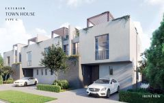 Town house For Sale At O West October Image