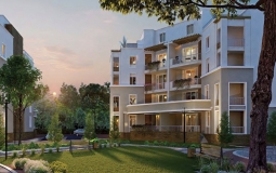Apartment Ground Floor Semi Finished For Sale At October Plaza