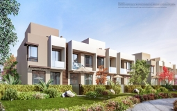 Town house For Sale At Al Burouj New Heliopolis