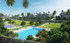 ICity Club Town house For Sale New Cairo Image