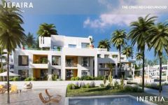 Twin house For Sale At Jefaira North Coast Image