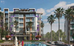 The Icon Residence New Cairo Egypt