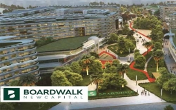 BoardWalk New Capital