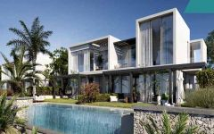 TWIN HOUSE – DOUBLE FLOOR Baymount Sokhna 191 sqm Image