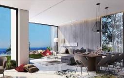1 Bedroom Chalet For Sale - Baymount Sokhna - 83 sqm - شالية للبيع في باي ماونت العين السخنة 83 متر كامل التشطيب
