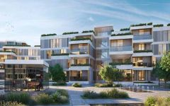 VYE Apartment 200 sqm VYE NEO SODIC New Zayed - شقة للبيع في كمبوند فاي الشيخ زايد سوديك 200 متر مربع  Image