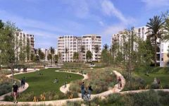 Apartments for sale in Zed East New Cairo 85 meters - بالتقسيط شقة للبيع في زيد ايست القاهرة الجديدة 85 متر  Image