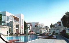Auva Twin - House For Sale in Azha Ain Sokhna  Image