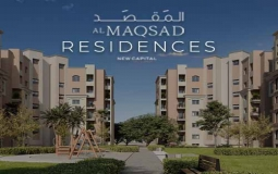 Al Maqsad Residences New Capital