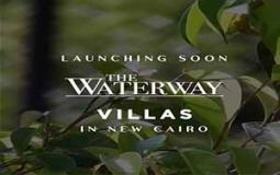 The Waterway Villas New Cairo