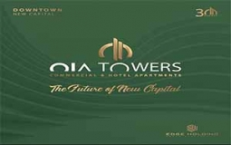 OIA Towers Downtown New Capital