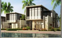 Chalet lagoon View For Sale at Azha Ain Sokhna Image