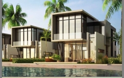 Chalet lagoon View For Sale at Azha Ain Sokhna