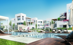 Twin House Lagoon For Sale At Azha Ain Sokhna