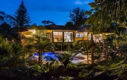 Villa For Sale At Diamond Beach North Coast Sea view Second Row