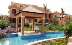 Middle Town House For Sale At Dyar Park New Cairo Image
