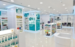 Pharmacy For Rent Prime Location in Rehab City