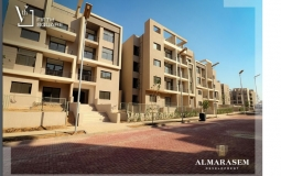Apartment For Sale At Fifth Square New Cairo Clubhouse View