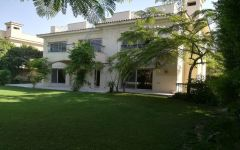 Villa Standalone For Sale At Katameya heights in New Cairo Image
