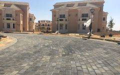 Twin House For Sale At Layan New Cairo Image