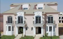 Middle Town House For Sale At Layan New Cairo Image
