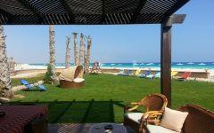 Villa First Row Sea view For Sale At Royal Beach North Coast Image