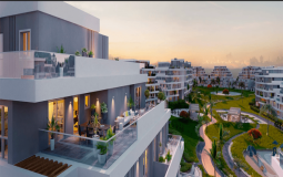 Apartment Prime Location For Sale At Sky Condos New Cairo