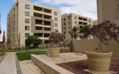 Apartment For Sale At The Square New Cairo Bahri Clubhouse View Image