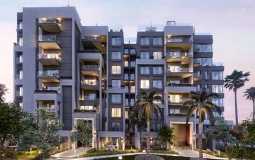 Residence Eight New Capital Apartment For Sale 110 sqm | Book Now