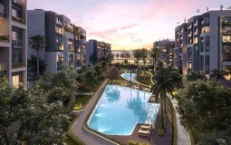 Residence Eight New Capital Apartment For Sale 150 sqm | Book Now