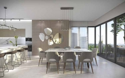 Residence Eight New Capital Apartment For Sale 180 sqm | Book Now
