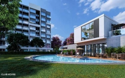 Compound Residence Eight New Capital Apartment For Sale 150 sqm | Book Now