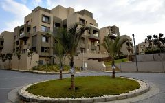 Studio For Rent At Palm Hills The Village Gate New Cairo Image