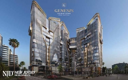 Cafe For Sale Genesis mall new capital 65 Sqm | Book Now