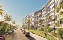 Apartment For Sale Median Residence New Cairo 90 M | Book Now