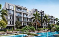 Apartment For Sale Icon Residence New Cairo 215 M2 | Book Now Image