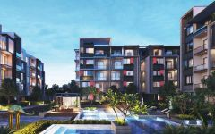 Apartment For Sale Icon Residence New Cairo 221 M2 | Book Now Image