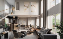 Club Residence - O West 6th October Apartment 77 M2 For Sale