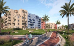 Club Residence - O West 6th October Premium Apartment 152 M2