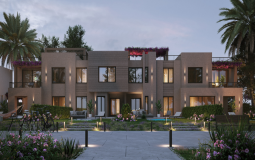 Hillside - O West 6th October Standalone House 217 M2 | Book Now