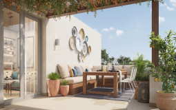 Hillside - O West 6th October Twin Villas 255 M2 | Book Now