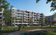 Apartment for sale Palm Hills New Cairo 254 M2 | Book Now Image