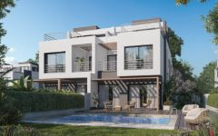 Twin House for sale Palm Hills New Cairo 265 M2 | Book Now Image