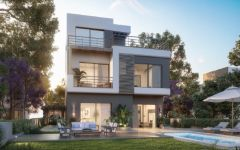 Villa for sale Palm Hills New Cairo 388 M2 | Book Now Image
