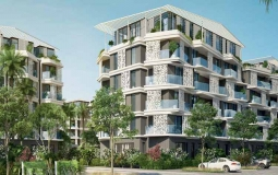Apartment For Sale Palm Hills Badya October 220 M2   Book Now