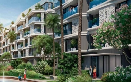 Apartment For Sale Palm Hills Badya October 126 M2   Book Now