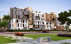 Apartment 187 M2 For Sale East Town New Cairo Image